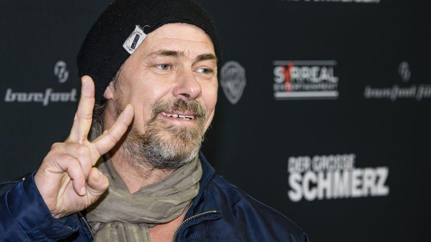 """Sven Martinek bei der Premiere von """"Tatort - Der Große Schmerz"""" in Berlin"""