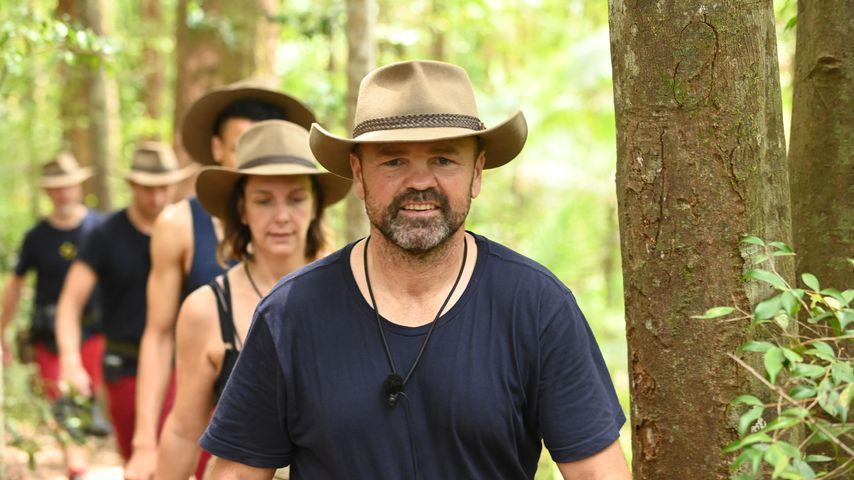 Sven Ottke im Dschungelcamp