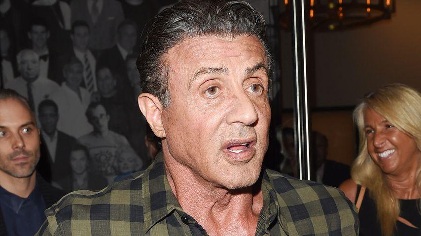 Schock: Sylvester Stallones Halbbruder brutal verprügelt!