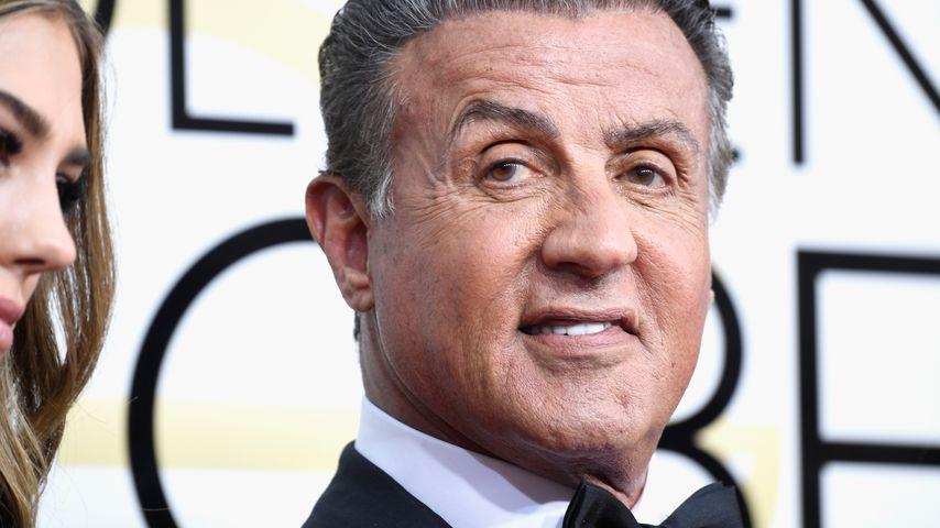 Sylvester Stallone, Hollywood-Star
