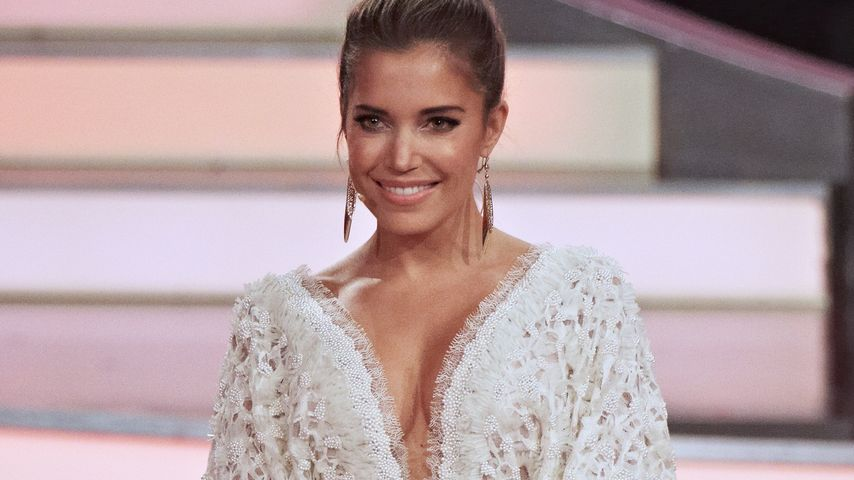 "10.000€! Sylvie Meis im Luxus-Dress bei ""Let's Dance"""