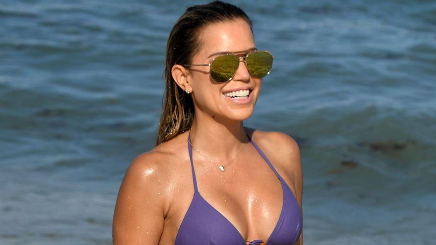 Sylvie Meis in Miami 2018