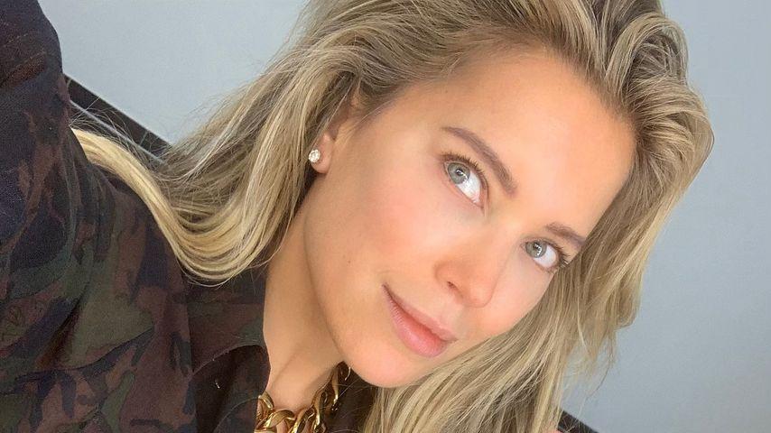 Sylvie Meis im April 2019