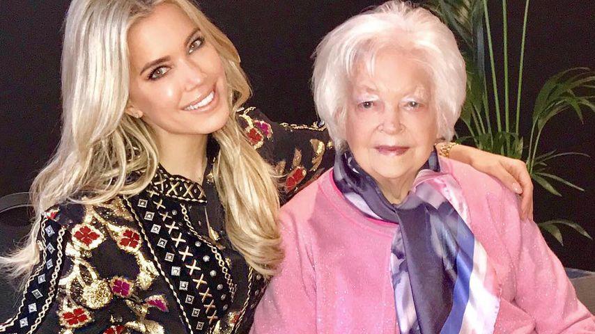B-Day an Weihnachten: Sylvie gratuliert ihrer schönen Omi!