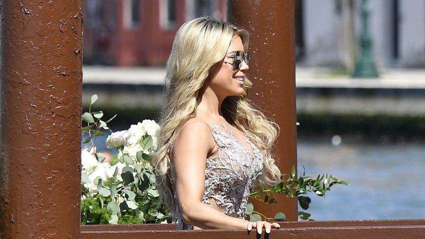 Sylvie Meis bei der Hochzeit von Barbara Meier