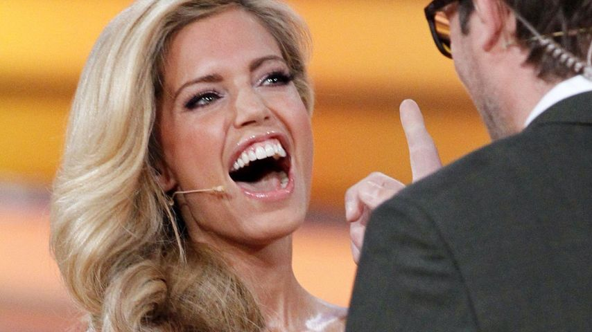Sylvie van der Vaart: So war es mit Justin Bieber