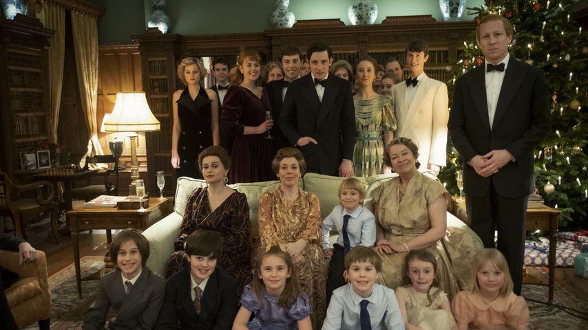 "Szene aus der Netflix-Serie ""The Crown"""