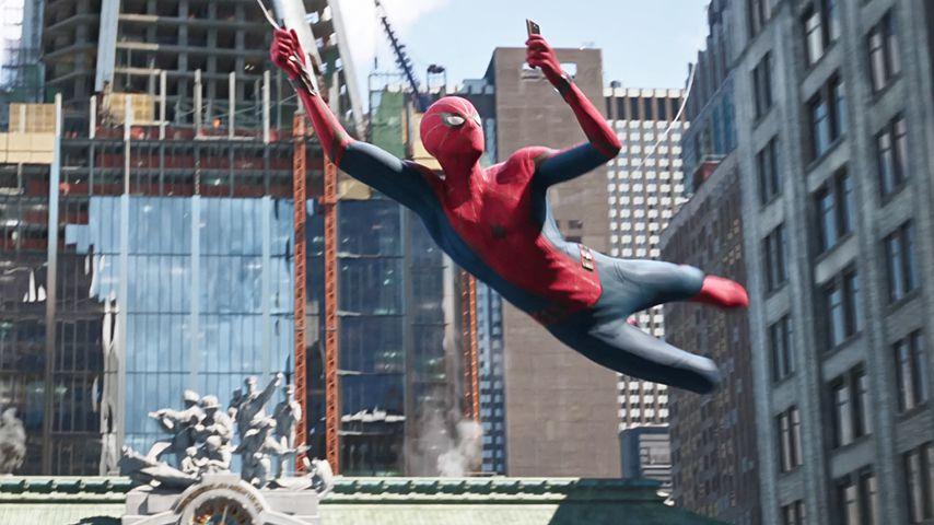 "Szene aus ""Spider-Man: Far From Home"""