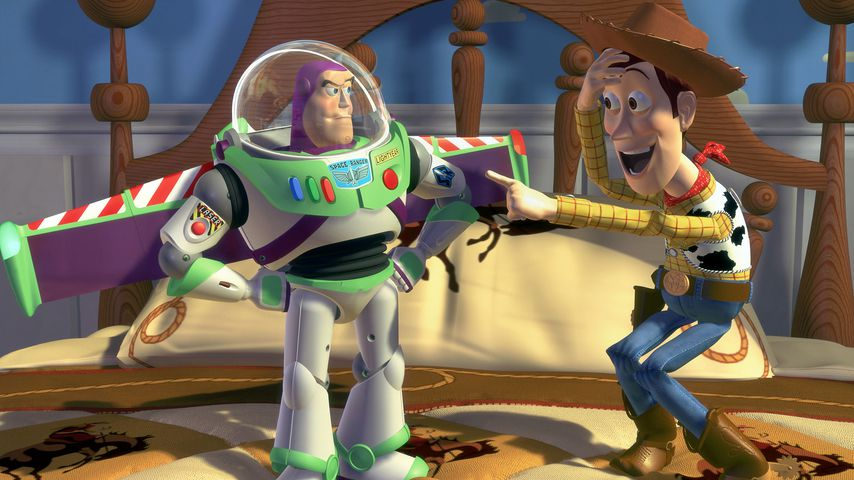 """Szene aus """"Toy Story"""""""