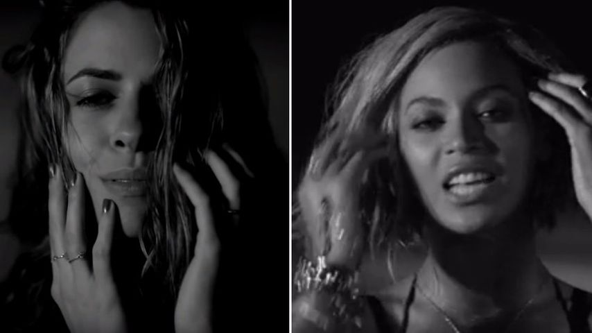 Abgeschaut: Macht Vanessa Mai im neuen Video auf Beyoncé?