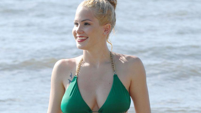 Kein Geheimnis: Angelina Heger will neue Brüste!