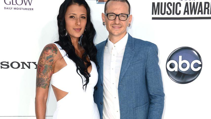Witwe bestimmt: Wird Chesters letzter TV-Auftritt gezeigt?