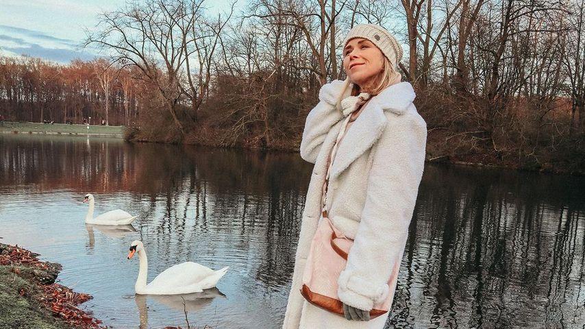 """""""Spüre schon was"""": Tanja Szewczenko gibt neues Baby-Update"""