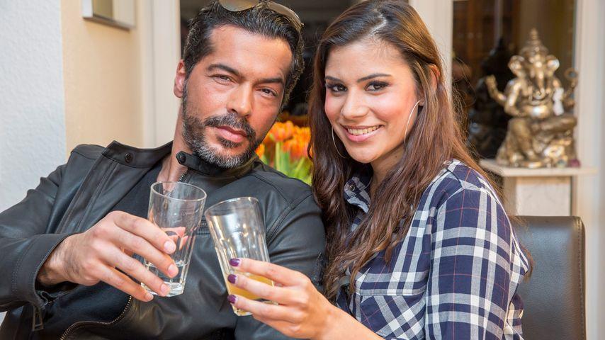 Tanja Tischewitsch und Aurelio Savina