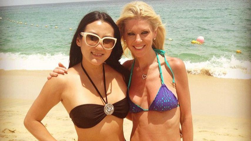 Neuer Mager-Schock: Tara Reid ausgemergelt im Bikini