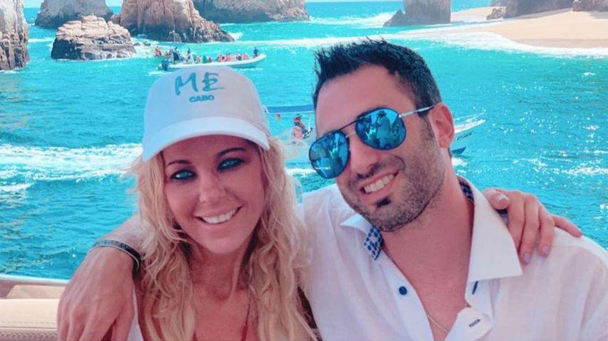 Tara Reid und ihr Partner Nathan Montpetit-Howar