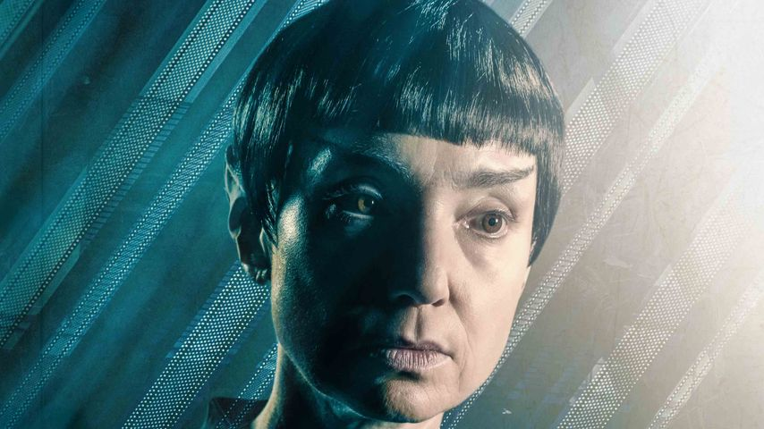 "Tatjana Clasing als ""Spock"" aus ""Raumschiff Enterprise"""