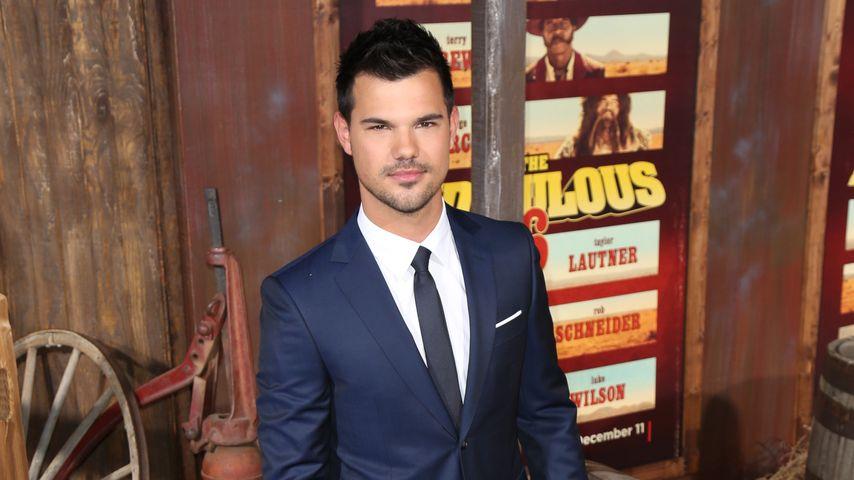 """Taylor Lautner bei der Premiere von """"The Ridiculous 6"""""""