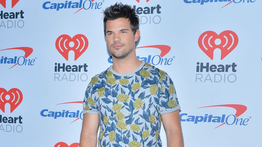 Taylor Lautner beim iHeartRadio Music Festival