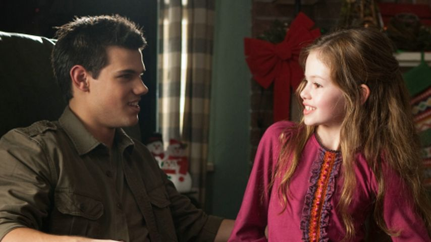 Breaking Dawn: Hier bewacht Jacob seine Renesmee