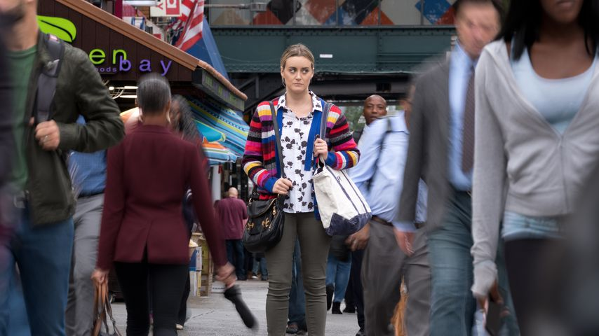 "Taylor Schilling in ""Orange Is the New Black""-Staffel 7"