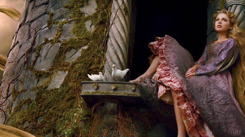Taylor Swift als Rapunzel: Erste Bilder!