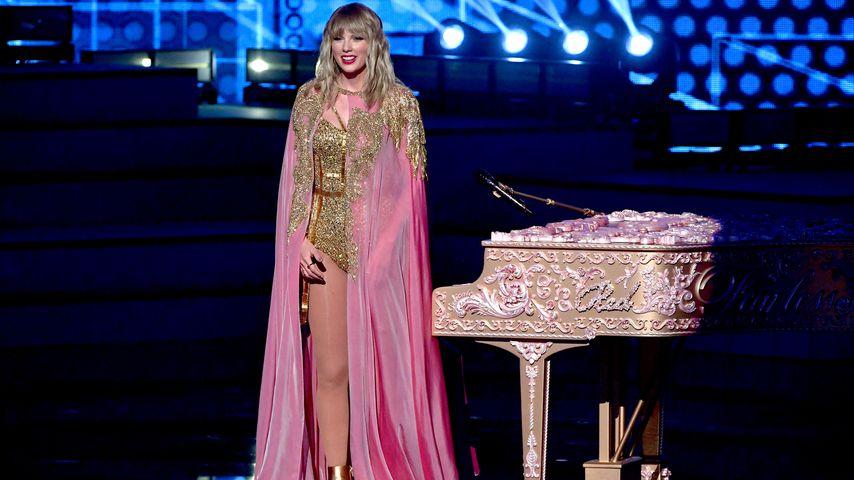 Taylor Swift bei den American Music Awards in Los Angeles im Jahr 2019
