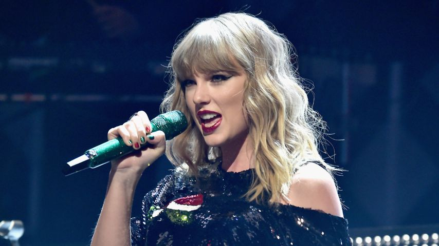 Taylor Swift beim Jingle Ball 2017