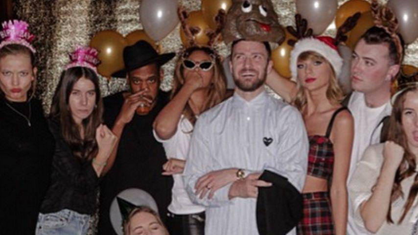 VIP-Birthday: Taylor Swift feiert mit JT & Beyoncé