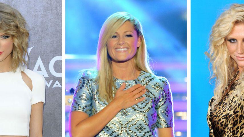 Von Helene bis Kesha: Welche Sängerin rockte 2014?