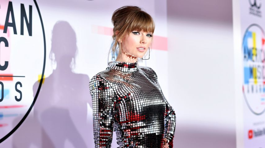 Taylor Swift bei den American Music Awards 2018 in Los Angeles