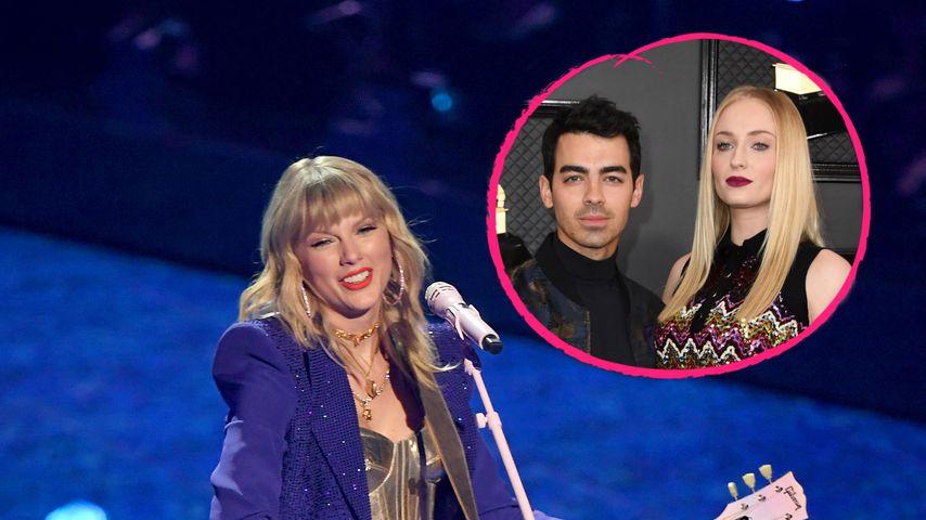 Macht Taylor Swift dem Baby von Ex Joe Jonas ein Geschenk?