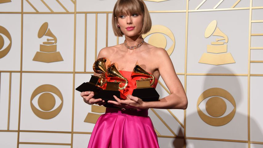 Taylor Swift bei den Grammy Awards 2016