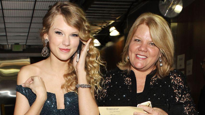 Krebs-Diagnose: Taylor Swifts Mutter ist schwer erkrankt!