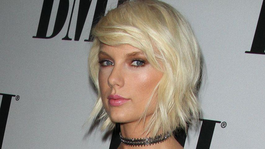 Taylor Swift im Mai 2016 bei einer Preisverleihung in Los Angeles
