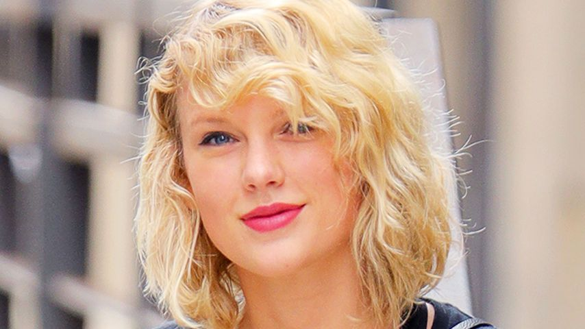 Taylor Swift nach dem Sport in New York