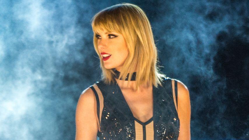 Taylor Swift bei einem Konzert in Austin