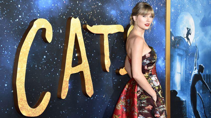 "Taylor Swift bei der ""Cats""-Premiere in NYC im Dezember 2019"