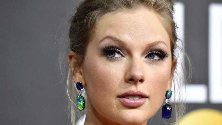 Taylor Swift bei den Golden Globes 2020