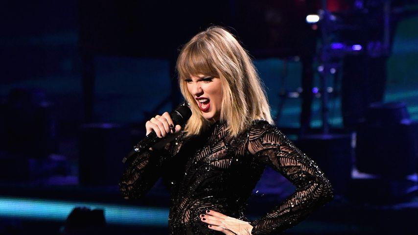 """Taylor Swift beim """"Super Saturday Night""""-Konzert in Houston"""