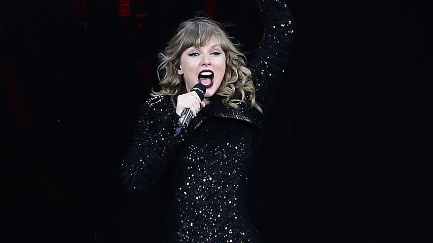 Taylor Swift bei einem Konzert in Sydney