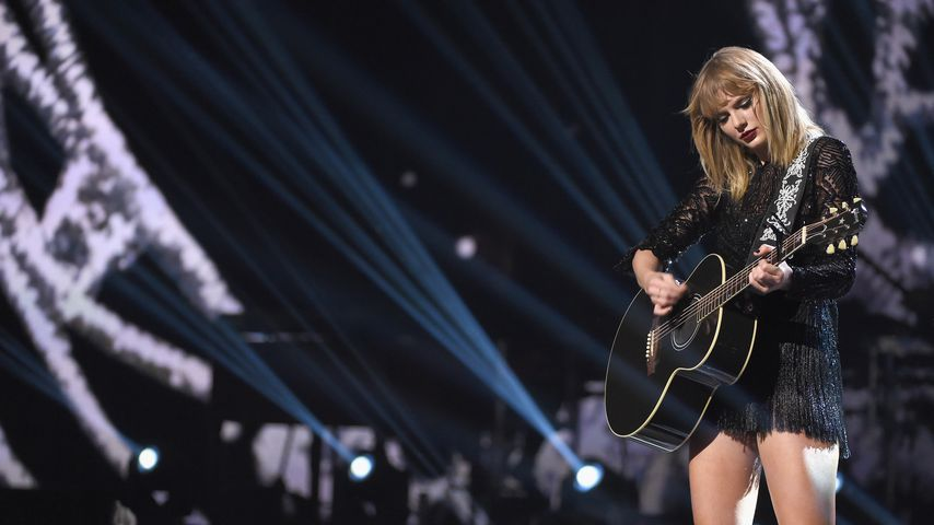 Taylor Swift bei einem Konzert in Houston, Texas