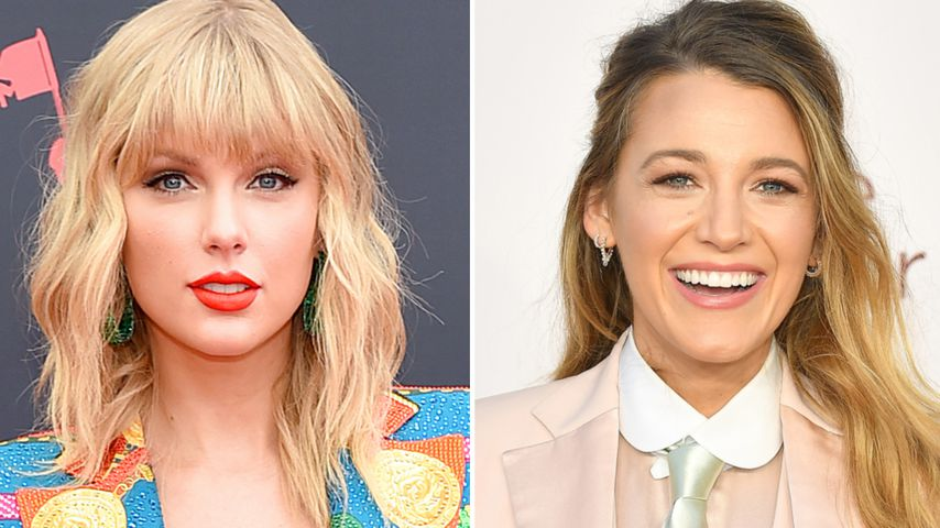 Grammy-Rede: Taylor Swift dankt den Kindern von Blake Lively