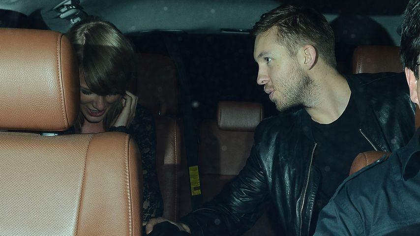 Foto-Beweis: Taylor Swift & Calvin Harris turteln verliebt!