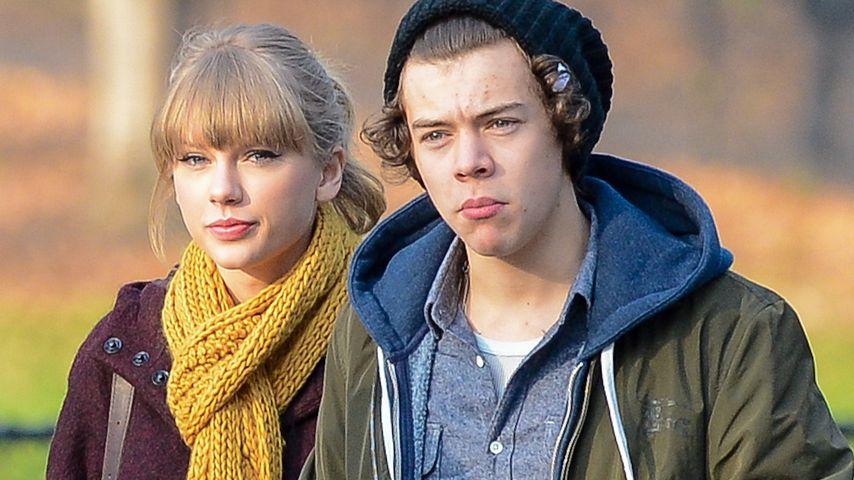 Wie gemein! Harry Styles hat Taylor nie geliebt