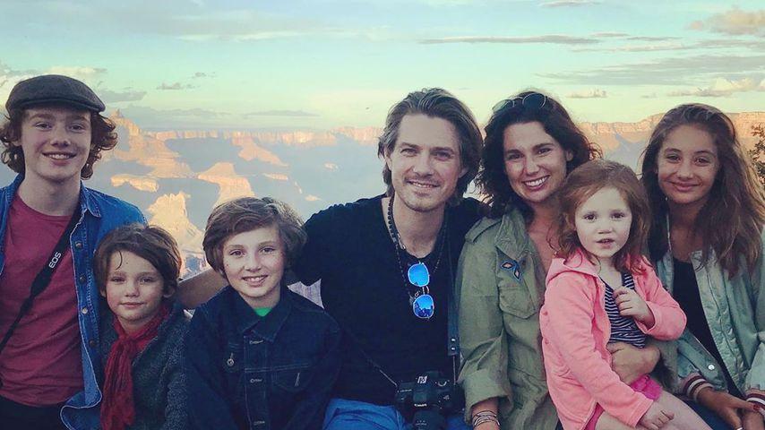 Unendliches Papa-Glück: Taylor Hanson bekommt siebtes Kind