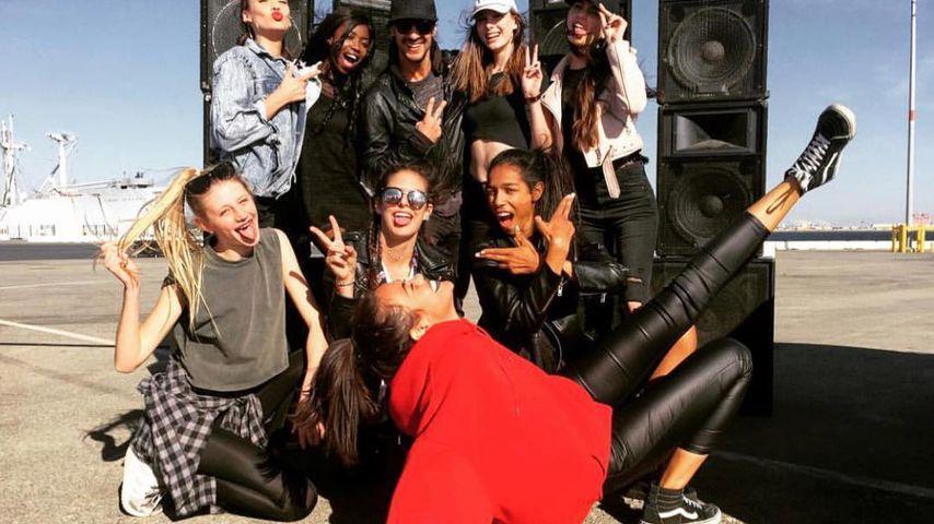 Endlich Luxus: Die GNTM-Girls ziehen in die Model-Villa ein!