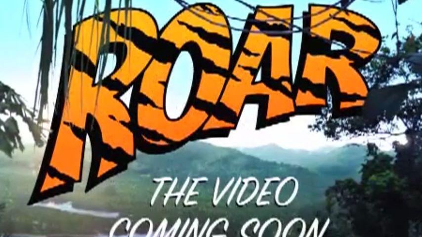 """Dschungel-Königin: Katy Perrys Teaser zu """"Roar"""""""