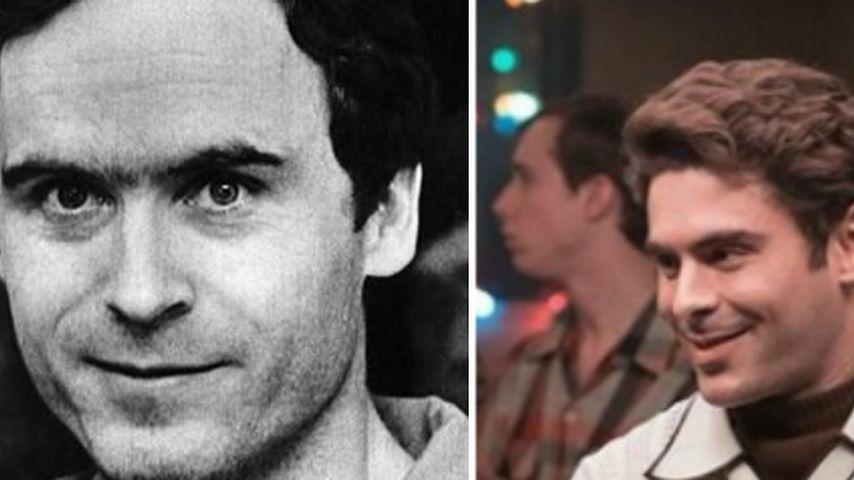 Geheimer Zwilling? Zac Efron wird zum Serienkiller