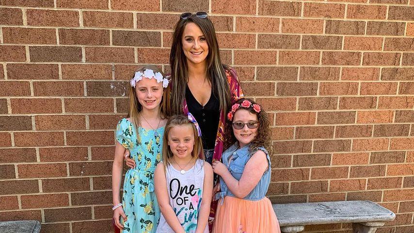 """""""Teen Mom 2""""-Sternchen Leah Messer mit ihren Töchtern"""